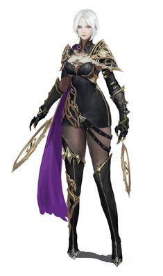 이미지 보기 : 네이버 카페 Fantasy Girl, Fantasy Female Warrior, Chica Fantasy, Female Armor, Fantasy Armor, Fantasy Women, Anime Fantasy, Female Character Design, Character Design References