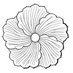 Beautiful black white flower hand drawing floral design element mandalas para pintar mandalas florales mightylinksfo