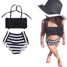 Baby Girls Swimming Costume Swim Suit 9-12M 12-18M 18-24M 2-3Y Five Styles