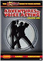 Adventures in Voice Acting Cinema, Comic Books, Adventure, Comics, Cover, Anime, Movies, Cartoon Movies, Cartoons