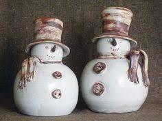 Bilderesultat for töpfern anregungen weihnachten - Photography Ceramics Projects, Polymer Clay Projects, Clay Crafts, Christmas Clay, Christmas Crafts, Ceramic Pottery, Ceramic Art, Christmas Trends, Pottery Sculpture
