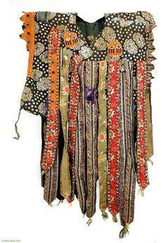 Yoruba Egungun costume, Nigeria