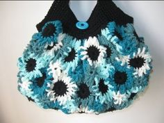 crochet project bag - Cerca con Google