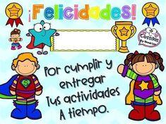Bilingual Classroom, Classroom Language, Good Job Quotes, Class Memes, Teacher Stickers, 1st Day Of School, Baby Scrapbook, Kindergarten Math, Kids And Parenting