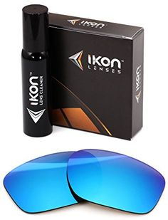 48c6b0e7b2 Ikon Lenses Polarized IKON Replacement Lenses For Oakley Sliver XL  Sunglasses – 12 Colors Review Oakley