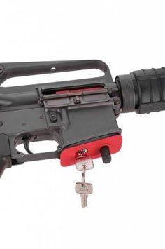 AR 15 Magazin lock..