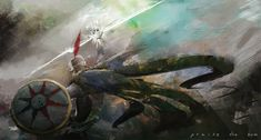awesome Knight Solaire art