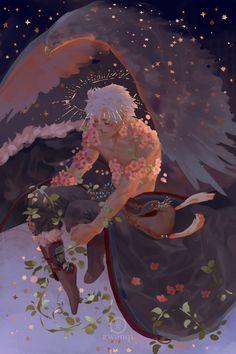 art art conceitual awanqi on Kunst Inspo, Art Inspo, Art And Illustration, Fantasy Kunst, Fantasy Art, Anime Kunst, Anime Art, Arte Obscura, Image Manga