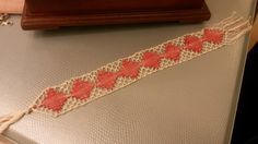 lace bookmark (Maltese lace made by my lovely mother Adelina from the Maltese Islands) by lorlunagallery on Etsy