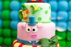 Resultado de imagem para bolo decorado do sitio