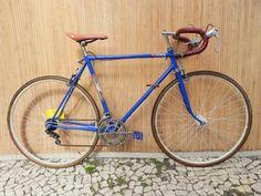 Órbita Ciclismo azul