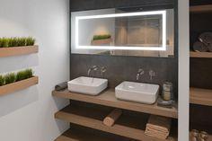 Inloopdouche Met Badkamerspiegel : Beste afbeeldingen van badkamerspiegels in bathroom