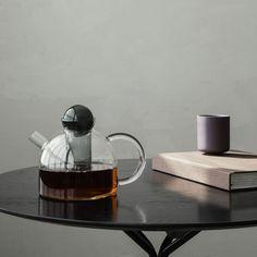 Still Teapot by ferm Living.Photo©ferm Living.