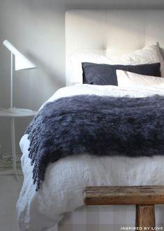 Balmuir and Louis Poulsen AJ Home Bedroom, Bedroom Decor, Master Bedroom, Cool Beds, Beautiful Bedrooms, New Room, Luxury Bedding, Home Interior Design, Room Inspiration