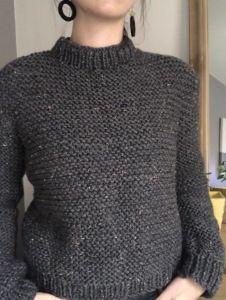 Je tricote depuis un bon moment maintenant, mais jusqu'à présent, je n'avais jamais sauté le cap de tricoter un vêtement. Hé bien c'est chose faite !! J'ai tricoté mon premier pull ! Je vous racont…
