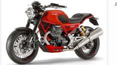 Moto Guzzi V85 Brutale Moto Guzzi Motorcycles, Cool Motorcycles, Cafe Bike, Cafe Racer Bikes, Honda Cb750, Ducati, Bike Pic, Hot Bikes, Bobber