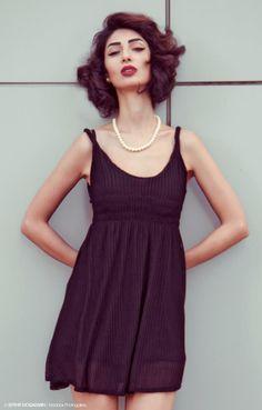 Photo: Sepehr MoQarabin Model: Boshra Dastournezhad