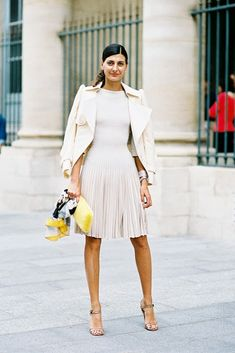 Paris Fashion Week SS 2014....Giovanna