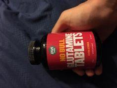 Sweet No Bull Glutamine Tablets!