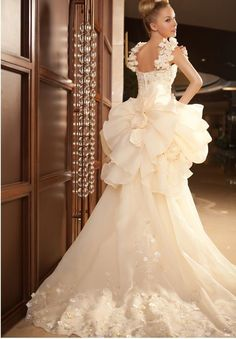 Princess wedding dresses  Keywords: #weddinggowns #jevelweddingplanning Follow Us: www.jevelweddingplanning.com  www.facebook.com/jevelweddingplanning/