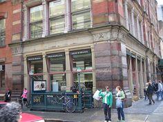 Dean & Deluca - 560 Broadway - New York