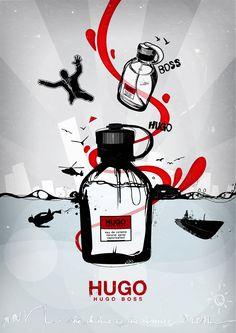 Hugo create – the skyline is.. by JaxeNL
