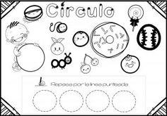 Estupendas fichas de trabajo de figuras geométricas | Material Educativo