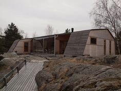 #architecture : Summer house Grøgaard and Slaattelid / Knut Hjeltnes