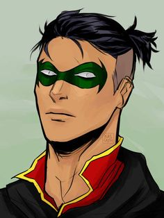 I don't see Damian getting an under cut and a pony
