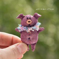 """Новая мини коллекция примитивов или """"Отдыхаю от мишек"""" - Ярмарка Мастеров - ручная работа, handmade"""