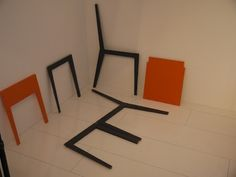 cable tie chair