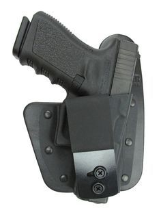 Kydex & Leather Iwb Hybrid Holster Kryptek Typhon For Glock Handguns