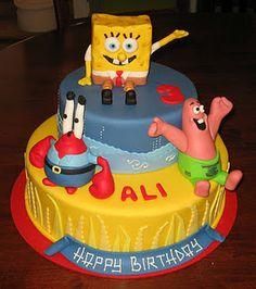 Sponge Bob Theme.