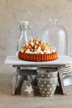Tarta de Palomitas {PopCorn Cake} - Megasilvita