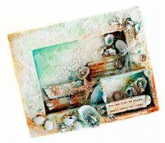 Jaya rust canvas