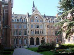 L'université catholique de Lille