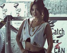 Girls' Generation // Catch Me If You Can // Yuri