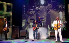 The Band :: RAIN – A Tribute to the Beatles