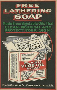 packaging in vintage , love Vintage Bar, Vintage Labels, Vintage Items, Soap Labels, Bottle Labels, Antique Illustration, Old Ads, Soap Making, Vintage Prints