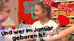 Und wer im Januar geboren ist - Singen, Tanzen und Bewegen || Kinderlieder