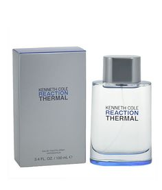 #KENNETH COLE REACTION THERMAL EDT FOR MEN You can find this @ www.PerfumeStore.sg / www.PerfumeStore.my / www.PerfumeStore.ph / www.PerfumeStore.vn