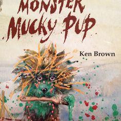 Questo è il terzo libro della piccola serie di Mucky Pup, un simpatico cagnolino che vive in una fattoria e che ne combina sempre una!
