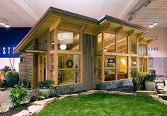 """Si chiamano """"Tiny House"""" e rappresentano il nuovo concetto di casa. Economico ed ecosostenibile"""
