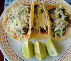 Authentic taqueria-style carne asada tacos. Serve on soft corn tortillas with onion relish and salsa.