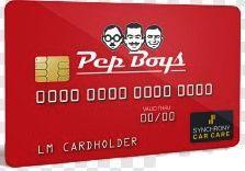 Pep Boys Credit Card Application Amp Online Payment Cardsolves Com Credit Card Application Pep Boys Pep