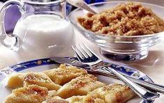 Pierogi - Ecco la  ricetta dei  pierogi o pirogi, un piatto tipico della cucina polacca,  si tratta di ravioloni che possono essere riempiti in tanti modi, sia dolci che salati