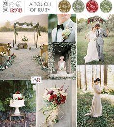 Wedding Colour Combination