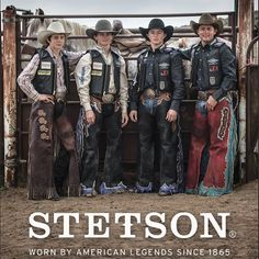 cody wright and 3 of his sons (he has 4 sons) frm left to right, stetson, ryder, rusty, and cody