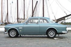 Volvo 123 GT Amazon rallye-car, 1967 s by willemsknol