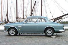 Volvo 123 GT Amazon rallye-car, 1967 s by willemsknol